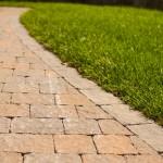 Brick Walkway made by Stoney Brook