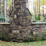 Stoney Brook Landscaping - Outdoor Fireplace 1